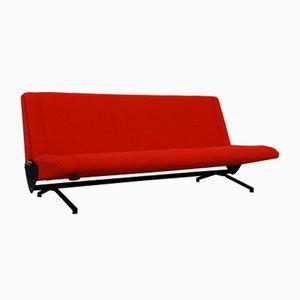 Canapé Modèle D70 par Osvaldo Borsani pour Tecno, 1960s