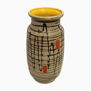 Vintage Nr. 522-25 Deutsche Keramikvase