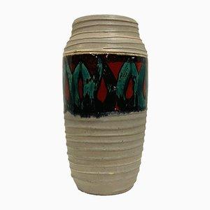 Vintage Nr. 242-22 Deutsche Keramikvase