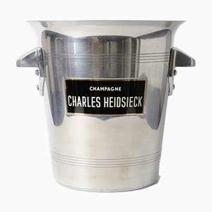 Vintage French Charles Heidsieck Champagne Cooler from Argit, 1970s