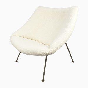 Oyster Lounge Chair von Pierre Paulin für Artifort, 1960er Jahre