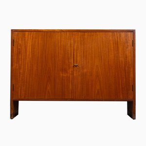Danish Teak Cabinet by Hans J. Wegner for Ry Møbler, 1950s