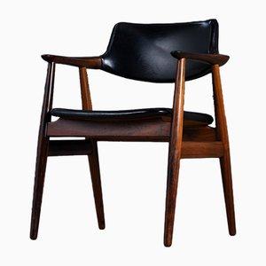 Rosewood Armchair by Erik Kirkegaard, 1960s