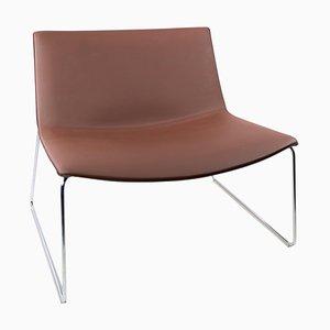 Italienischer Sessel Modell 80 von Lievore Altherr Molina & Arper