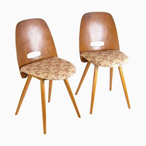 Chairs by Frantisek Jirak for Tatra, 1950s, Set of 2