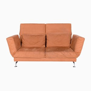 Moule Fabric 2-Seat Sofa in orange from Brühl & Sippold