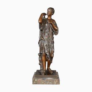 Escultura antigua de Diana de Gabii