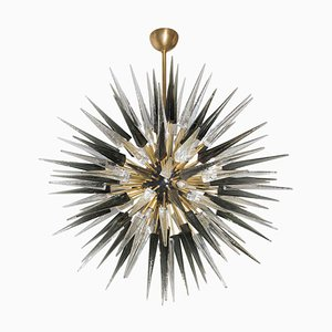 Murano Glass Punta Sputnik Ceiling Light