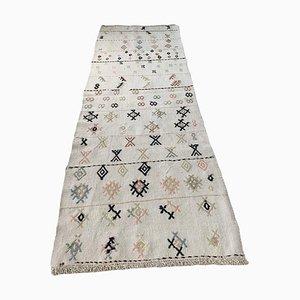 Tapis Kilim traditionnel turc Vintage