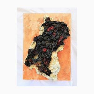 Gianluca Foglietta - Fragments de la planète - Technique mixte originale - 2015