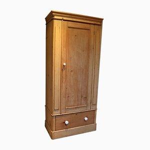 Single Pine Wardrobe