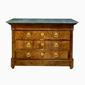Mahogany Chest of Drawers, 1800s