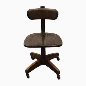 Chaise de Bureau de Stoll Giroflex, 1940s