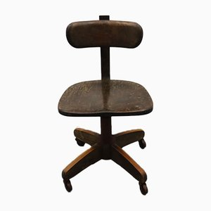 Office Chair from Stoll Giroflex, 1940s