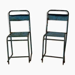 Childrens Chairs, 1950s, Set of 2