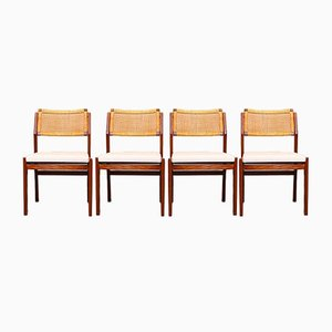 Chairs from TopForm, 1960s, Set of 4