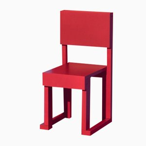 Easydia Junior Tomato Chair by Massimo Germani Architetto for Progetto Arcadia