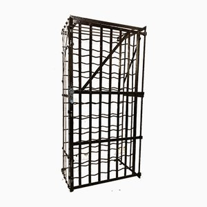 Wine Cage from Rigidex, 1940s