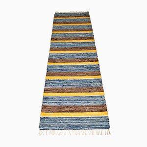 Vintage Scandinavian Wool Rug, 1960s