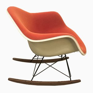 Mid-Century Rocking Chair from Ray & Charles Eames