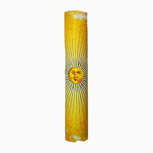 Italienische Sun Stehleuchte, entworfen von Atelier Fornasetti für Antonangeli Illuminazioni, 1990er Jahre