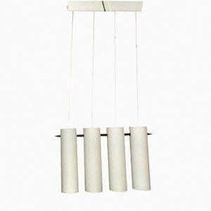Lampada da soffitto 536 di Uno & Östen Kristiansson per Luxus, anni '50