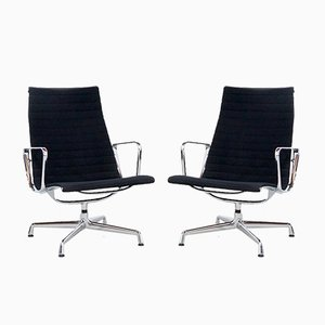 Modell EA115 Lounge Chair von Charles & Ray Eames für Vitra, 1992