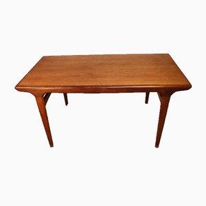 Scandinavian Extendable Dining Table by Johannes Andersen for Uldum Møbelfabrik, 1960s