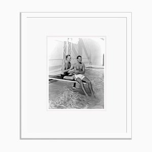 Randolph & Cary, Archival Pigment Print Framed in White, Everett Collection, 1935