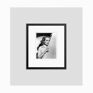 Carole Lombard Studio Shot, Archival Pigment Print Framed in Black, Everett Collection, 1936