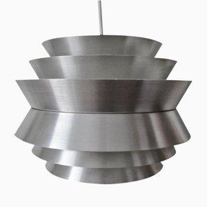 Lámpara de techo Mid-Century de Carl Thore