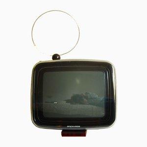 Televisione Algol 11 vintage di Marco Zanuso & Richard Sapper per Brionvega, anni '80