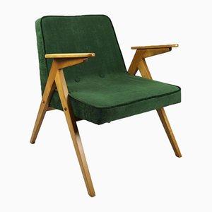 Fauteuil Lapin Vert par Józef Chierowski, 1970s