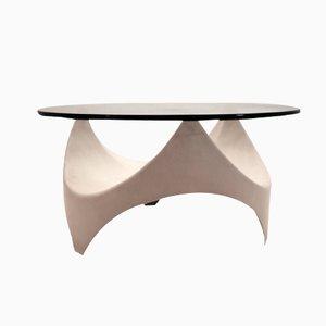 Table Basse par Opal, Allemagne, 1960s
