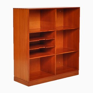 Bookcase in Oregon Pine by Mogens Koch for Rud. Rasmussen, 1968