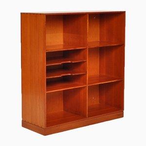 Bücherregal in Oregon Pine von Mogens Koch für Rud. Rasmussen, 1968