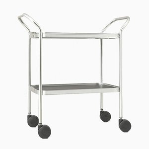 Tea Trolley With Removable Tray from Kaymet, 1990s