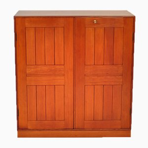 Mueble de pino de Oregón de Mogens Koch, 1968