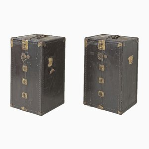 Antique Trunks from Macy's, Set of 2