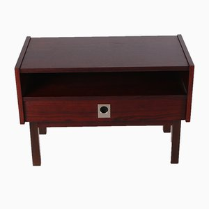 Rosewood Bedside Table or Wall Shelves, 1960s