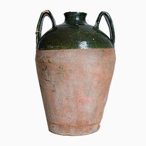 Antike italienische Keramikvase, 1900er