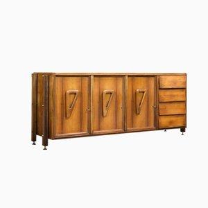 Italian Vintage Rosewood Sideboard, 1960s