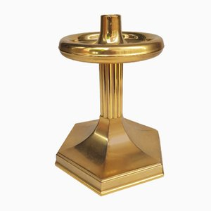 Brass Candle Holder, 1970s