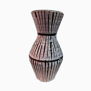 Deutsche Keramikvase aus Scheurich, 1960er Jahre