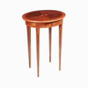 Petite Table d'Appoint Italienne, 1810s