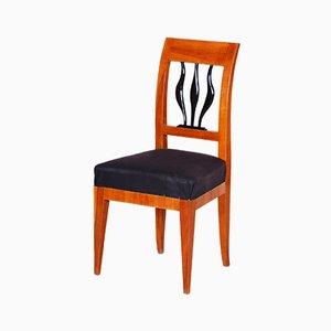 Böhmischer Biedermeier-Stuhl aus dem 19. Jahrhundert, 1830er Jahre