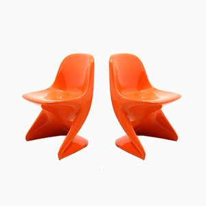 Casalino / A. Begge Chairs, 1970s, Set of 2