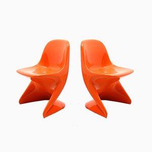 Casalino / A. Begge Stühle, 1970er, 2er Set