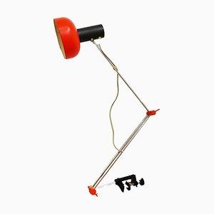 Lampe de Bureau Mid-Century par Josef Hurka pour Napako