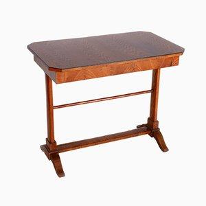 Biedermeier Eschenholz Tisch, 1840er, Österreich, 19. Jh